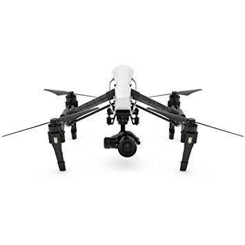 dron dji inspire pro 1 con la cámara 4k zenmuse x5