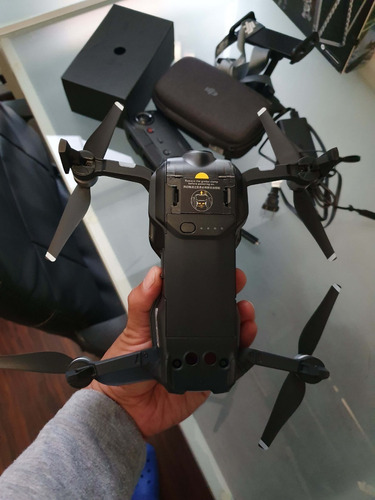 dron dji mavic air oferton impecable full accesorios