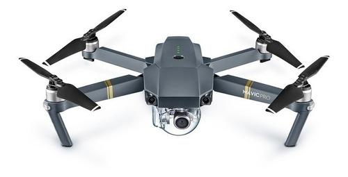 dron dji mavic pro fly more platinum - camara 4k / tienda