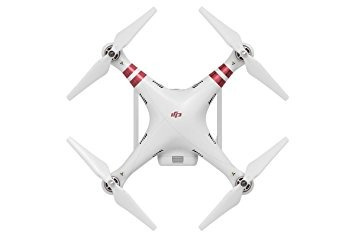 dron dji phantom 3 estándar con 2.7k cámara w4