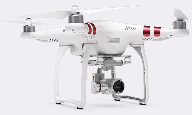 dron dji phantom  standard  en mercado libre