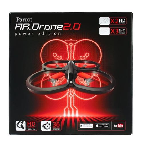 dron parrot drone