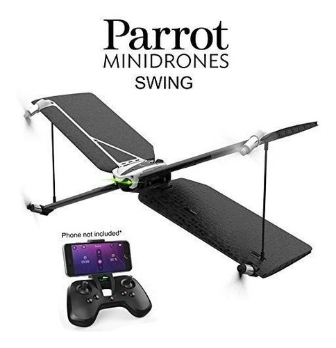 dron parrot swing incluye control remoto