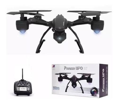 dron pioneer wifi ufo cámara fpv, control altura,celular