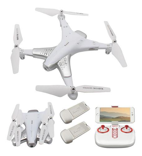 dron retractil syma z3 wifi camara hd 720 control remoto