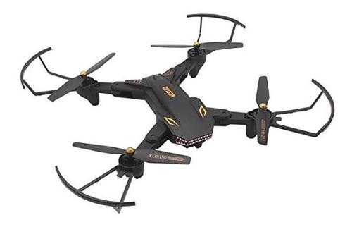 dron shark visuo xs809 shw wifi cam 2.0 mp 20 min autonomia