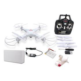 Dron Syma X5, Cámara Fpv Hd Wi-fi, 1 X Batería De 500mah