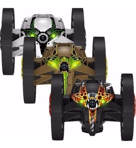 dron terrestre saltarin parrot jumping sumo ios android