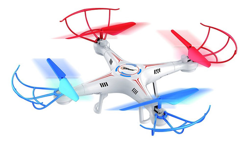 dron top race tr-411 4 channel quadcopter drone msi