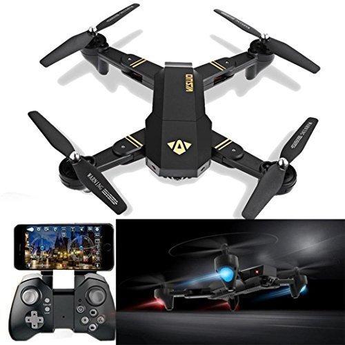 dron visuo xs809hw camara hd 2 mpx