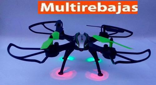 drone acrobatico con camara en tiempo real desde celular