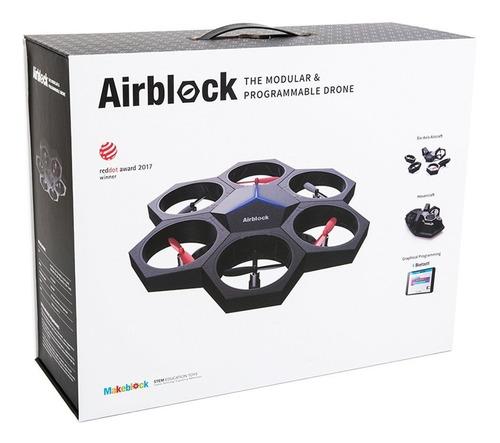 drone airblock makeblock apto niños (99808)
