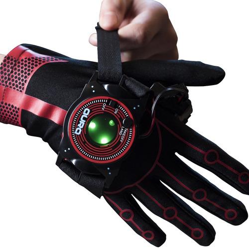 drone aura con guante