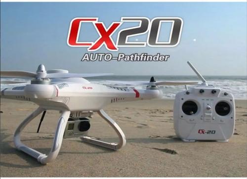 drone cheerson cx20 profesional gps open source como phantom