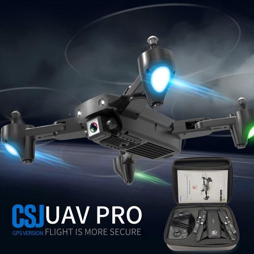 drone con cámara 1080p csj s166gps