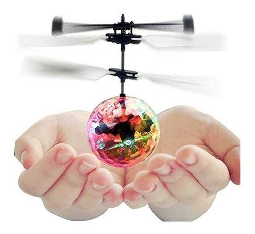 drone con sensor pelota voladora flotante flying ball
