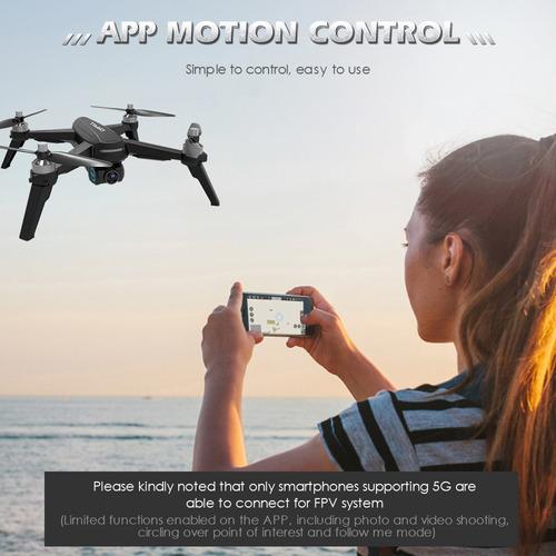 drone cuadricóptero a control remoto jjr/c jjpro x5 epik
