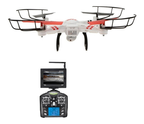 drone cuadricoptero camara pantalla video directo wl v686g