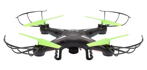 drone cuadricoptero dooku kaze control camara video live 360