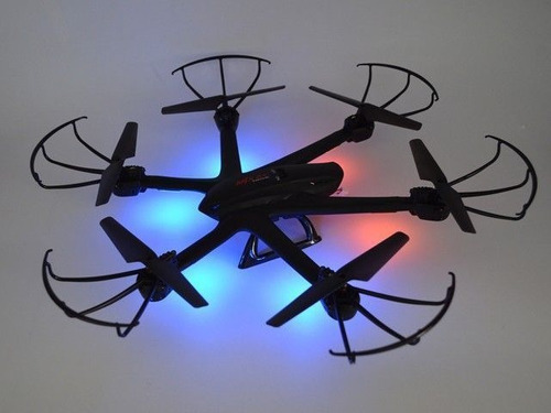 drone cuadricoptero mjx 600 camara video vivo fotos hd gps