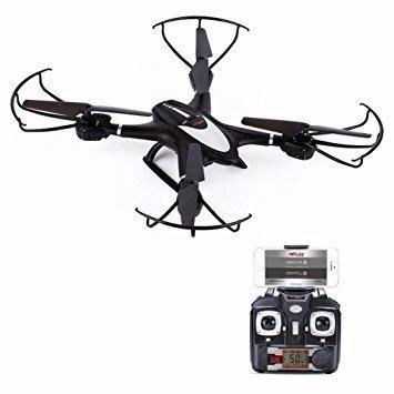 drone cuadricoptero radio control hd camara vivo - la plata