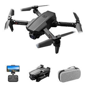 Drone De Brinquedo Baixo Alcance Ls Xt6 Rc Com Câmera 1080p