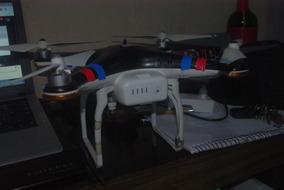 Drone Dj Danificado Por Queda