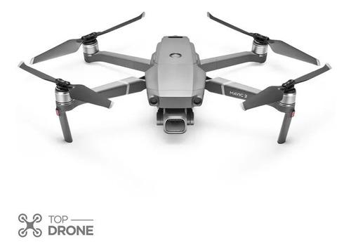 drone dji mavic 2 pro fly more combo com câmera 4k gray