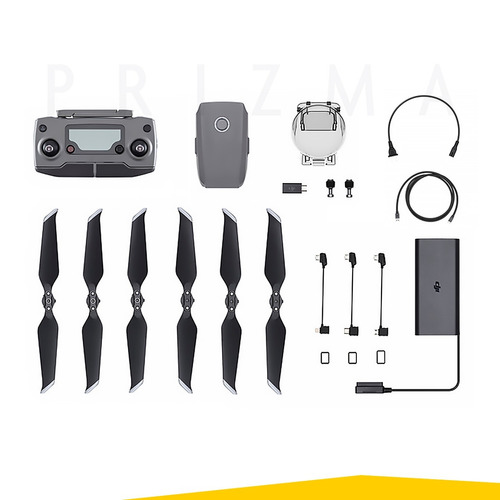 drone dji mavic 2 pro + kit fly more - en stock + cap+ mtc