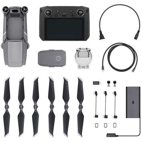 drone dji mavic 2 pro + smart controller