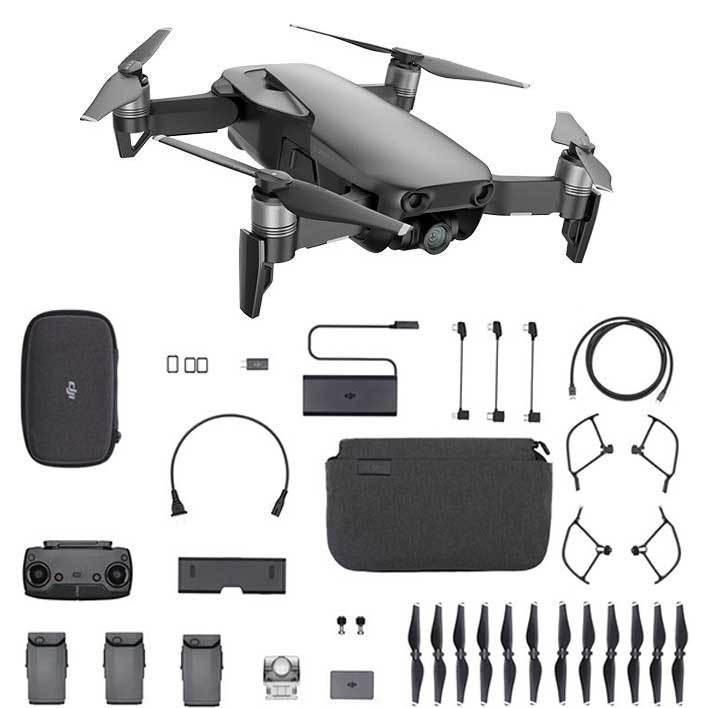 Drone Dji Mavic Air Combo Flymore ( Pronta Entrega Com Nf ...