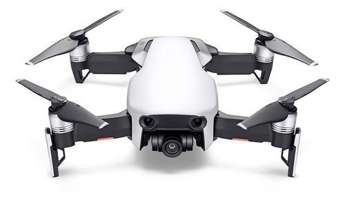 drone dji mavic air combo vuela más arctic white (blanco)