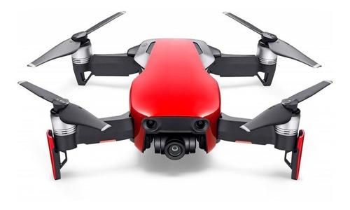 drone dji mavic air fly more combo com câmera 4k flame