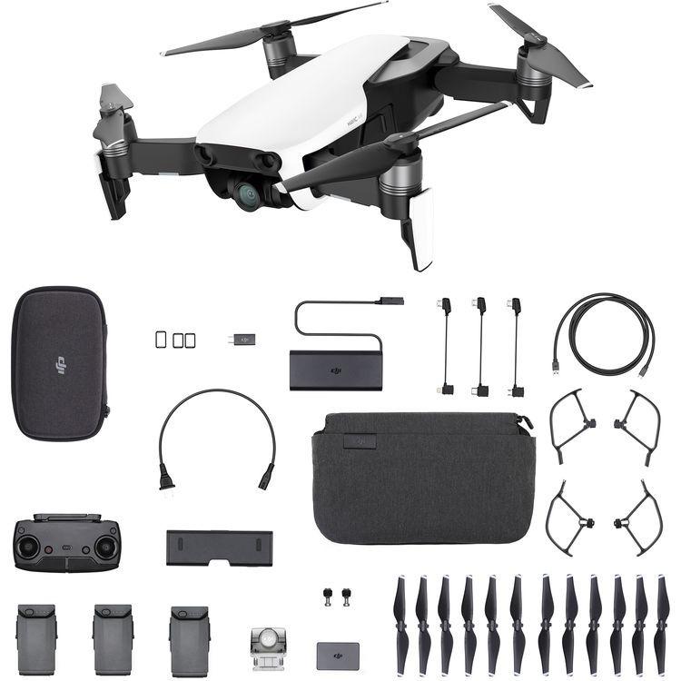 Drone Dji Mavic Air Fly More Combo Garantia Nfe - R$ 5.269 ...