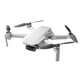 Drone Dji Mavic Mini Fly More Combo Com Cámara 2.7k Light Gray