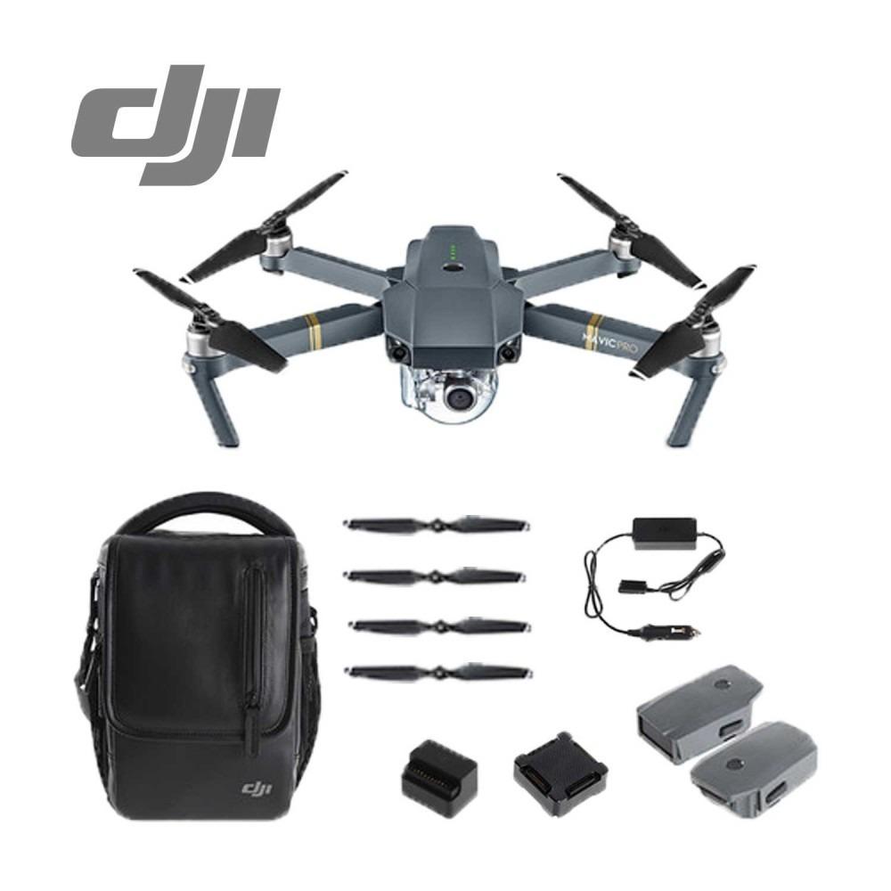 Drone Dji Mavic Pro Combo Fly More Anatel, Nota Fiscal - R ...