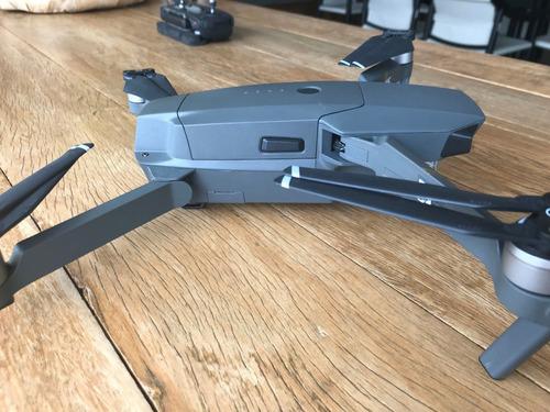 drone dji mavic pro + diversos acessórios
