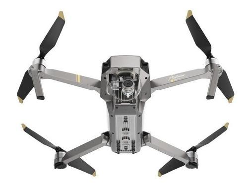 drone dji mavic pro platinum + kit fly more - phone store