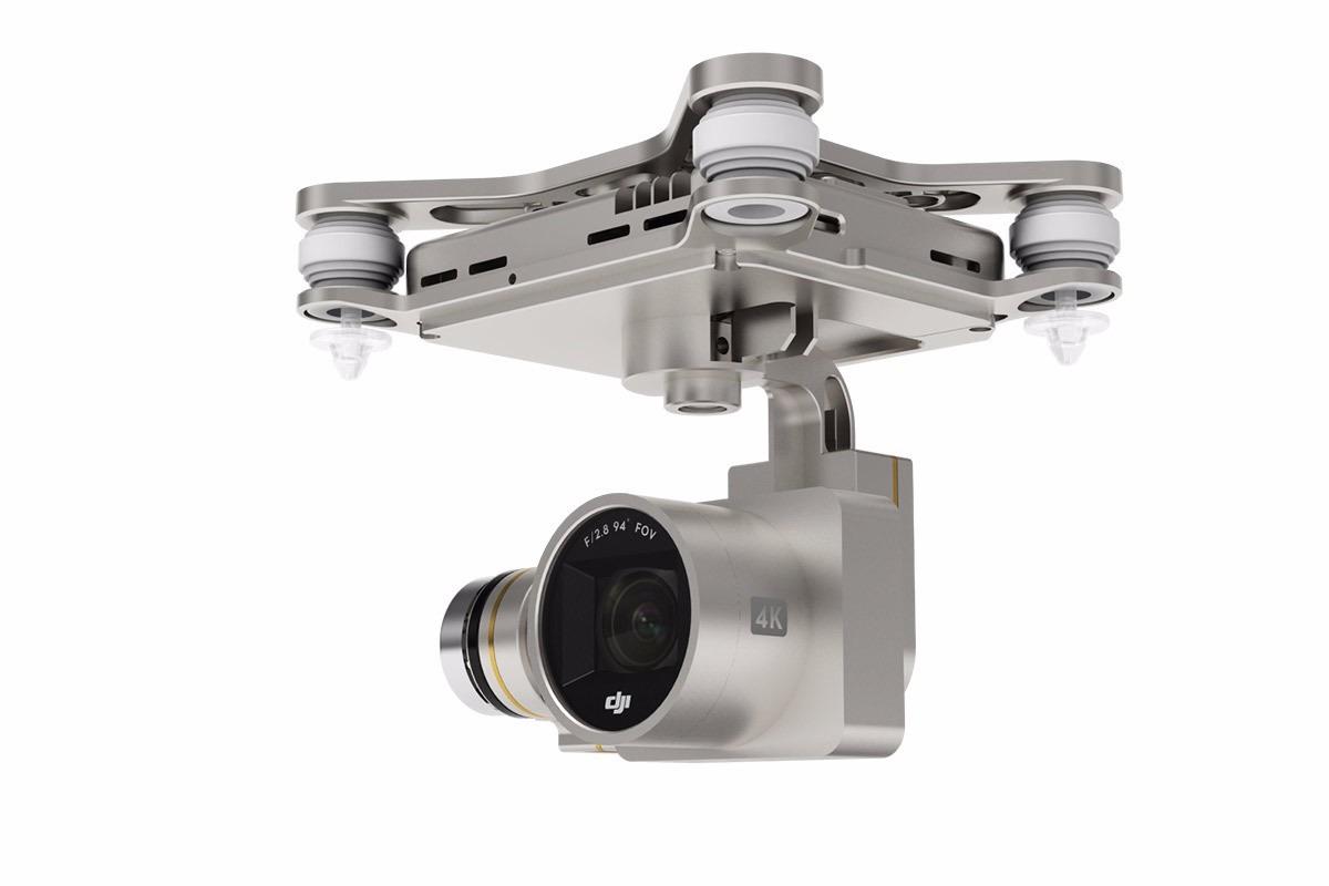 Drone Dji Phantom 3 Professional Garantia Camara 4k Pro ...
