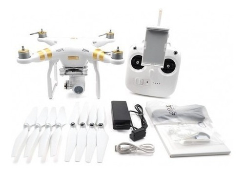 drone dji phantom 3 se camera 4k + pronta entrega - novo
