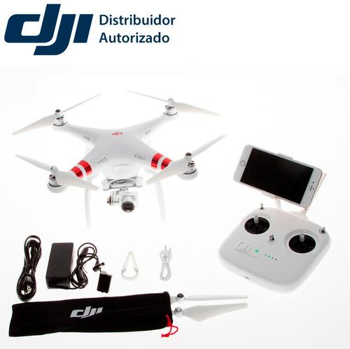 drone dji phantom 3 standard  + mochila rígida + 1 batería