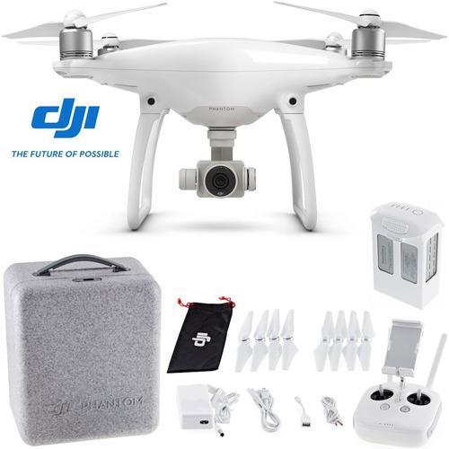 drone dji phantom 4 advanced 4k  c/ n.f.e envio  imediato