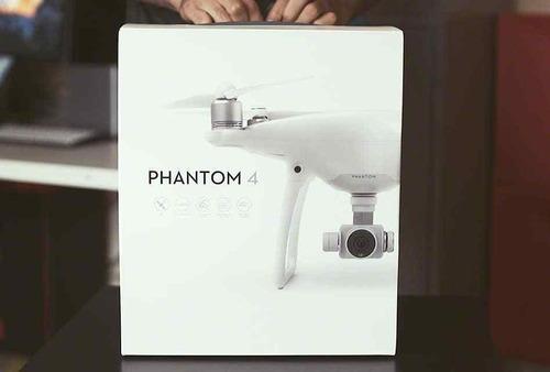 drone dji phantom 4 pro 4k cámara