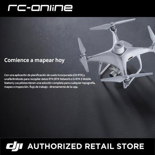 drone dji phantom 4 rtk enterprice - industrial - dji store