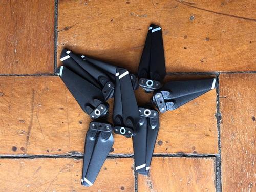 drone dji spark combo com 4 baterias + acessórios.