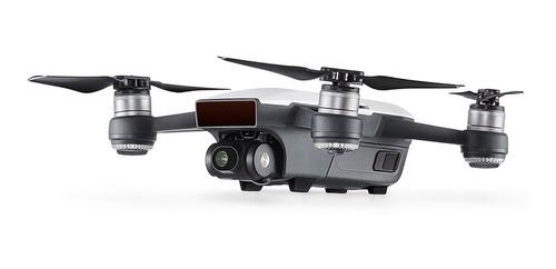 drone dji spark con control remoto +microsd 64gb