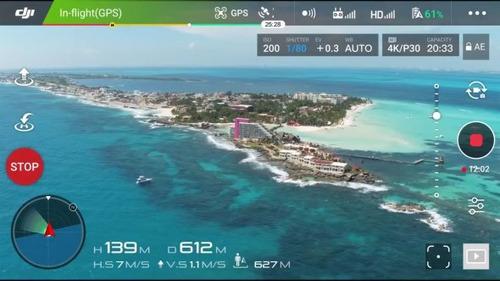 drone dji spark + control tienda financiamiento - inteldeals