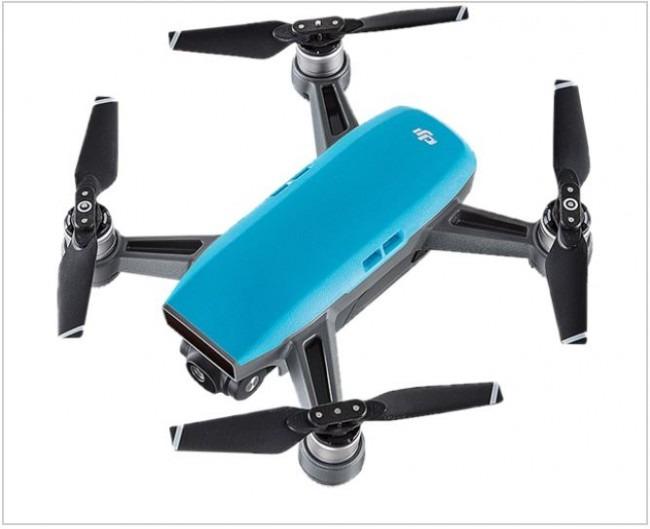 Drone Dji Spark Fly More Combo Color Azul - $ 20,288.55 en ...