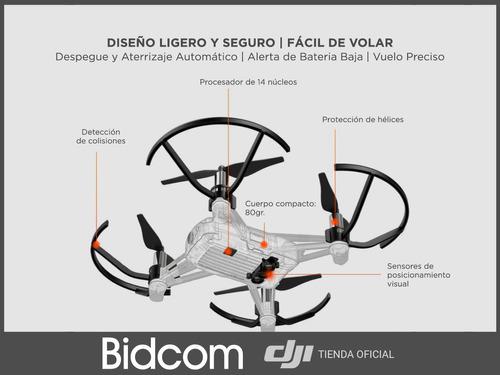 drone dji tello boost combo ultimo modelo garantia oficial