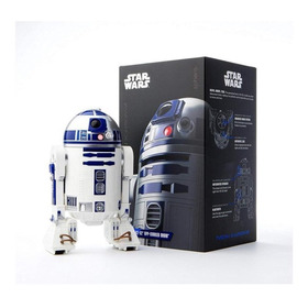 Drone Droid Star Wars R2-d2 Sphero Con Force Band Speakers